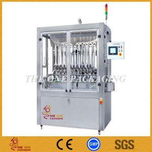 Automatic Cream Filler/Paste Filling Machine
