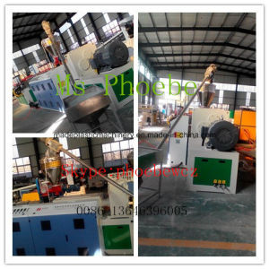 Sjsz 80/156 Conical Twin Screw Extruder pictures & photos