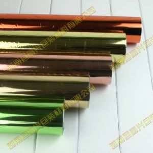 Fuxing Hot Stamping Foil Paper Plastic Application pictures & photos
