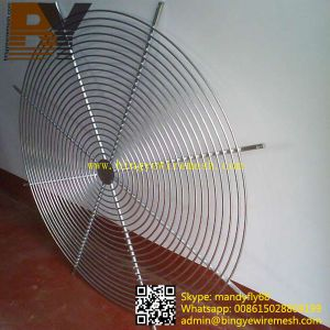 High Quality Galvanized Fan Cover pictures & photos