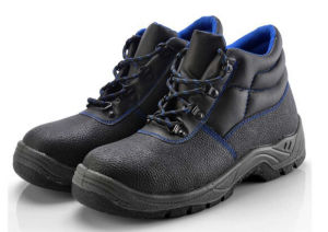Safety Shoes with Steel Toecap and Plate, Low Price pictures & photos