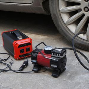 Multi-Function Solar System Power Generator with USB Port pictures & photos