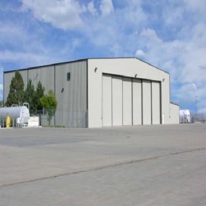 Steel Frame for Warehouse and Hangar pictures & photos