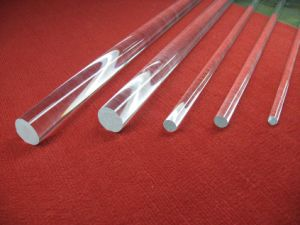 Quartz Tube -Ge 214 Quartz Rod for Quartz Boat pictures & photos