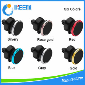 New Good Design Magnet Mount Car Air Vent Phone Holder for Smart Phones pictures & photos