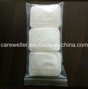 100% Cotton Material Cosmetic Pad pictures & photos