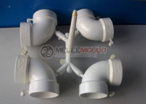 Plastic Pipe Fitting Mould, Tube Mold (MELEE MOULD -296) pictures & photos