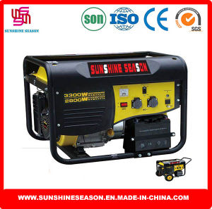Sp Type Gasoline Generators Sp5000 for Home & Outdoor Power Supply pictures & photos