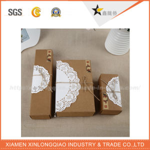 High Quality Paper Cardboard Packaging Strong Bottle Packaging Box pictures & photos