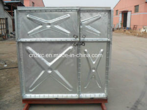 Galvanized FRP Water Tank/ Sea Water Storage Tank pictures & photos