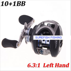 Free Shipping Long Cast Saltwater Baitcasting Fishing Reel pictures & photos