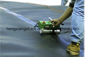 PVC Geomembrane Weld Geomembrane Machine pictures & photos