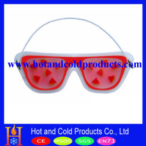 Gel Filled PVC Eye Mask, Cooling Eye Mask