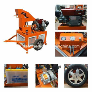 Hr1-20 Lego Eco Soil and Clay Interlocking Brick Construction Machine pictures & photos
