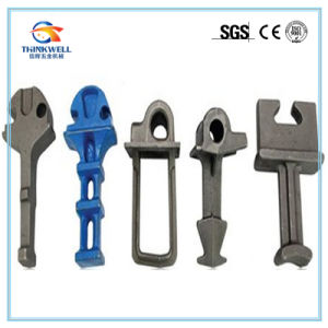 Railroad Accessories Casting Rail fastener Shoulder/Weld-on Shoulder pictures & photos