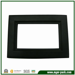 Rectangle Luxury Black Wooden Photo Frame for Gift pictures & photos