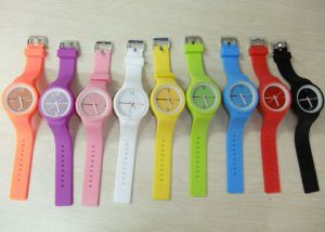Wrist Band Watch pictures & photos