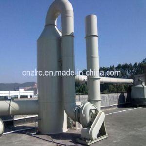 FRP GRP Glass Fiber Reinforced Plastic Acid Gas Absorption Tower pictures & photos