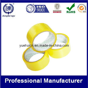 Yellow Packing Tape for Korea Market Factory Price pictures & photos