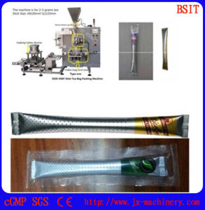 Hole Packaging Machine for Stick Type Tea Bag pictures & photos