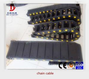 CNC Machine Plastic Cable Drag Chain