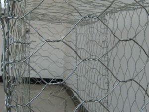 2X1X1m Heavy Galvanized Hexagonal Gabion Basket pictures & photos