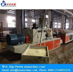 Profile Extrusion Line/PVC Profile Extrusion Machine Manufacturer pictures & photos