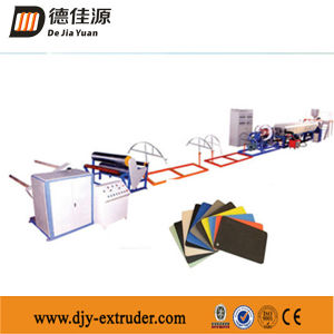 PE Foamed Sheet Production Line/Extrusion Line