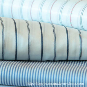 Polyester-Viscose Stripe Lining Fabric for Apparel pictures & photos