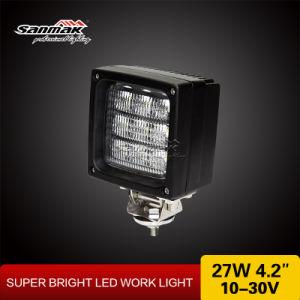 High Power 4inch 27watt LED Work Light pictures & photos