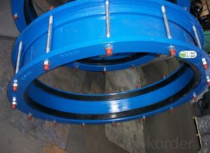 Ductile Iron Flexible Joint Coupling pictures & photos