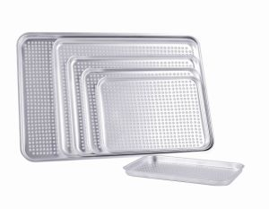 Bakeware / Alu. Perforated Baking Tray (MY1910W-MY1926W) pictures & photos