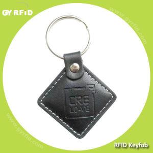 Kel01 Topaz512 13.56MHz RFID Keychains for RFID Attendance System (GYRFID) pictures & photos