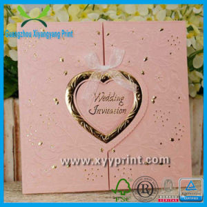 Top Popular Fancy Paper Wedding Card Wholesale pictures & photos