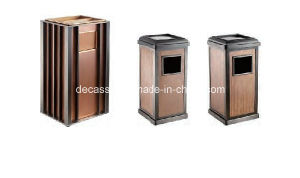 New Design Marble Like Ash Dustbin (DK123) pictures & photos