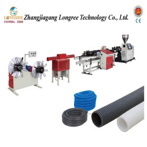 PE Corrugated Pipe Extrusion Line (LGP-C) pictures & photos