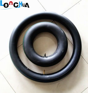 Excellent Reputation Butyl Motorcycle Inner Tube (410-18) pictures & photos