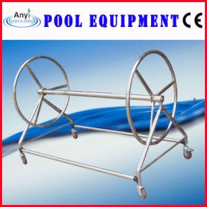 Swimming Pool Stainless Steel Lane Rope Take-up Frame (KF1222)