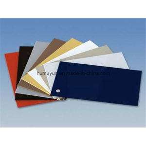 2016 Hot Sale Popular Colors Acrylic Sheet 1.8mm ~ 60mm Thickness
