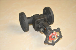 A105n API Forged Steel Gate Valve pictures & photos