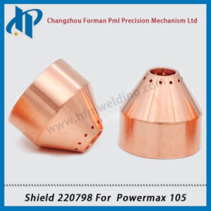 Gouging Shield 220798 for Powermax 105 Plasma Cutting Torch Consumables pictures & photos