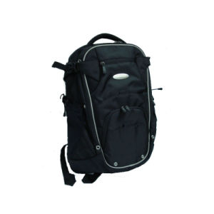 Double Backpack with Big Laptop Bag pictures & photos