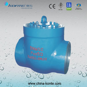 Power Station Check Valve Dn950 pictures & photos