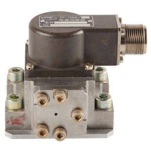 609 FF-106A Electro-Hydraulic Flow Control Servo Valve (63L, 15 mA) pictures & photos