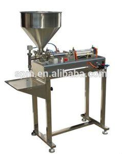 Gc-1 Semi Automatic Pneumatic Cream Filling Machine pictures & photos
