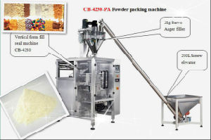 CE Approved Powder Packing Machine (CB-4230-PA)
