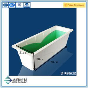 Plastic Composite Fibreglass Rectanglar Planter pictures & photos