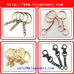 Jump Ring/Split Ring/Key Chain/Keyring/Key Ring/Keychain pictures & photos