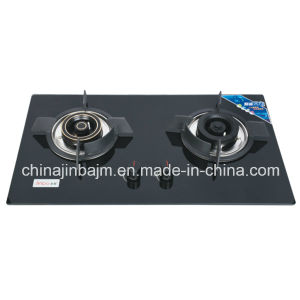 2burner Tempered Glass Built-in Hob/Gas Hob pictures & photos