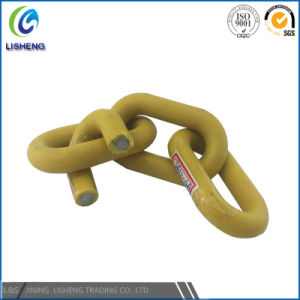 Plastic Coated Galvanized Link Chain for Decoration pictures & photos